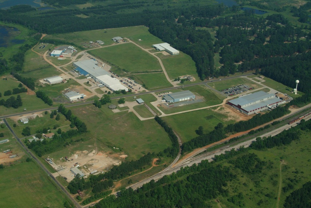 North Webster Industrial Park | Available Properties